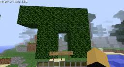 Leave Art Minecraft