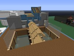 2Fort CTF Map for War Plugin Minecraft Map & Project