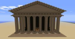 Library of The Senate Minecraft