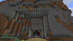 my underground base Minecraft Map & Project