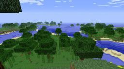 No more deserts! (no Modloader!) Minecraft Mod