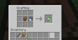 craftable slime Minecraft Mod