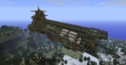 Airship Fleet (Gunboat) Minecraft Map & Project