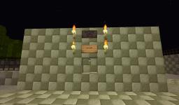 Firework DIsplays Minecraft Map & Project