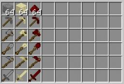 More tools v.2 Minecraft Mod
