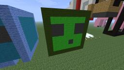 Green Slime Minecraft