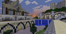 Paradigm City part3(NOW WITH DOWNLOAD) Minecraft Map & Project