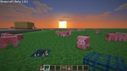 You are the pig killing machine Minecraft Map & Project