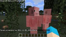 Pigmanz Minecraft Mod