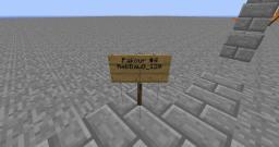 Parkour #4 Minecraft Map & Project