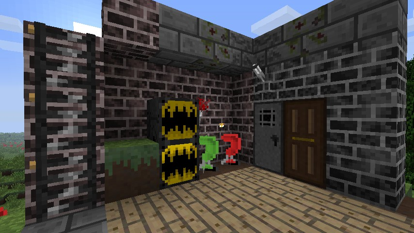 batman arkham city v 0 2 1 minecraft texture pack. Black Bedroom Furniture Sets. Home Design Ideas