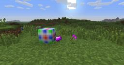 TEST MODD Minecraft Mod