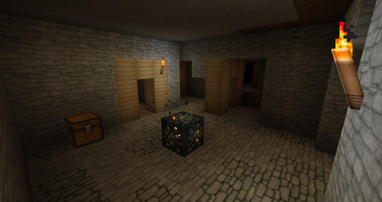 An interesting dungeon I found. :)