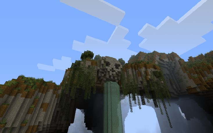 Jungle Ruins Minecraft Texture Pack