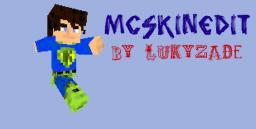MCSkinEdit Minecraft Blog