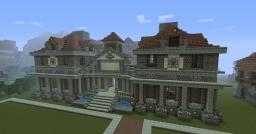 Discworld - Assassins' Guild: Ankh-Morpork Minecraft Project