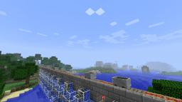 """On A Rail"" Achievement Map!! Minecraft Project"
