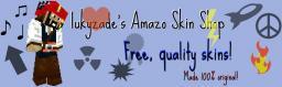 lukyzade's Amzo Skin Shop! Minecraft Blog