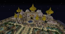 Djamila, eastern city. (Timelapse) Minecraft Map & Project
