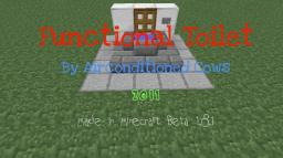 Functional Toilet Minecraft