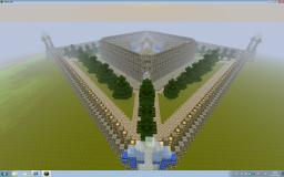 Lucas Castle From Heaven Minecraft Map & Project