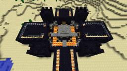 The Obsidian Fortress Minecraft Project
