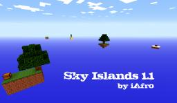 Sky Islands 1.1 Survival Map Minecraft Project