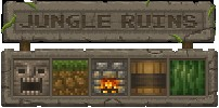 Jungle Ruins Minecraft
