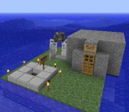 TrapIsland! Minecraft Map & Project