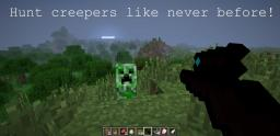 Bow and arrows? Why not guns! Minecraft Blog