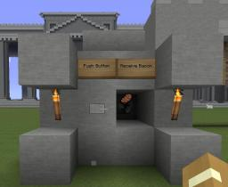 Bacon Dispenser Minecraft Project