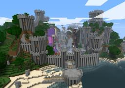Castle Zonk Minecraft Map & Project
