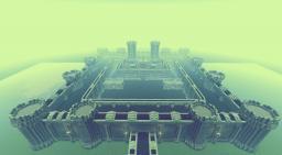 Fabul Castle (FFIV) Minecraft Project
