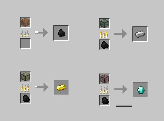 dirtcrafter minecraft mod