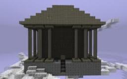 Temple Of Aether Minecraft Map & Project