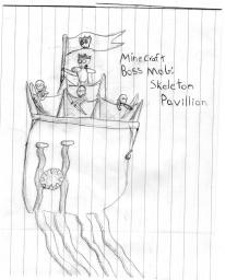 Boss Mob Idea: Skeleton Pavillion Minecraft Blog