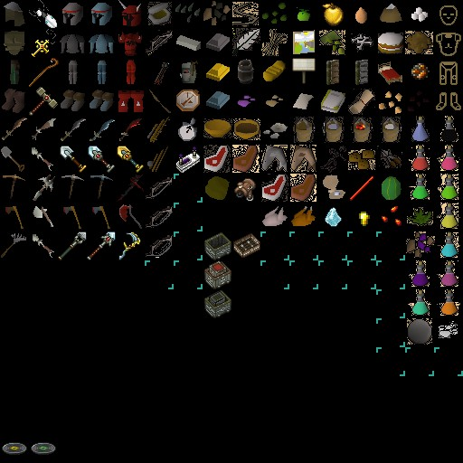 Runescape Texture Pack  done and ready for release  need