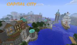 Capital city Minecraft Map & Project