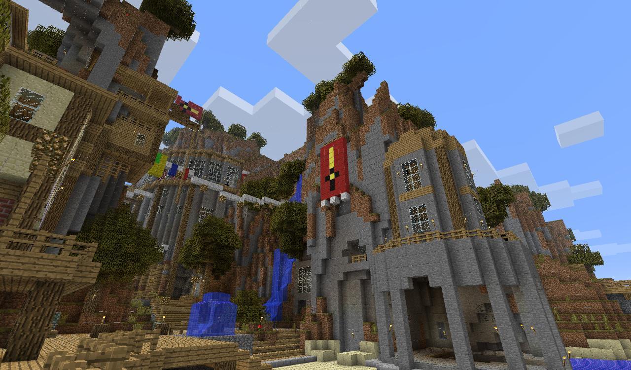 Pirate Island Minecraft Project