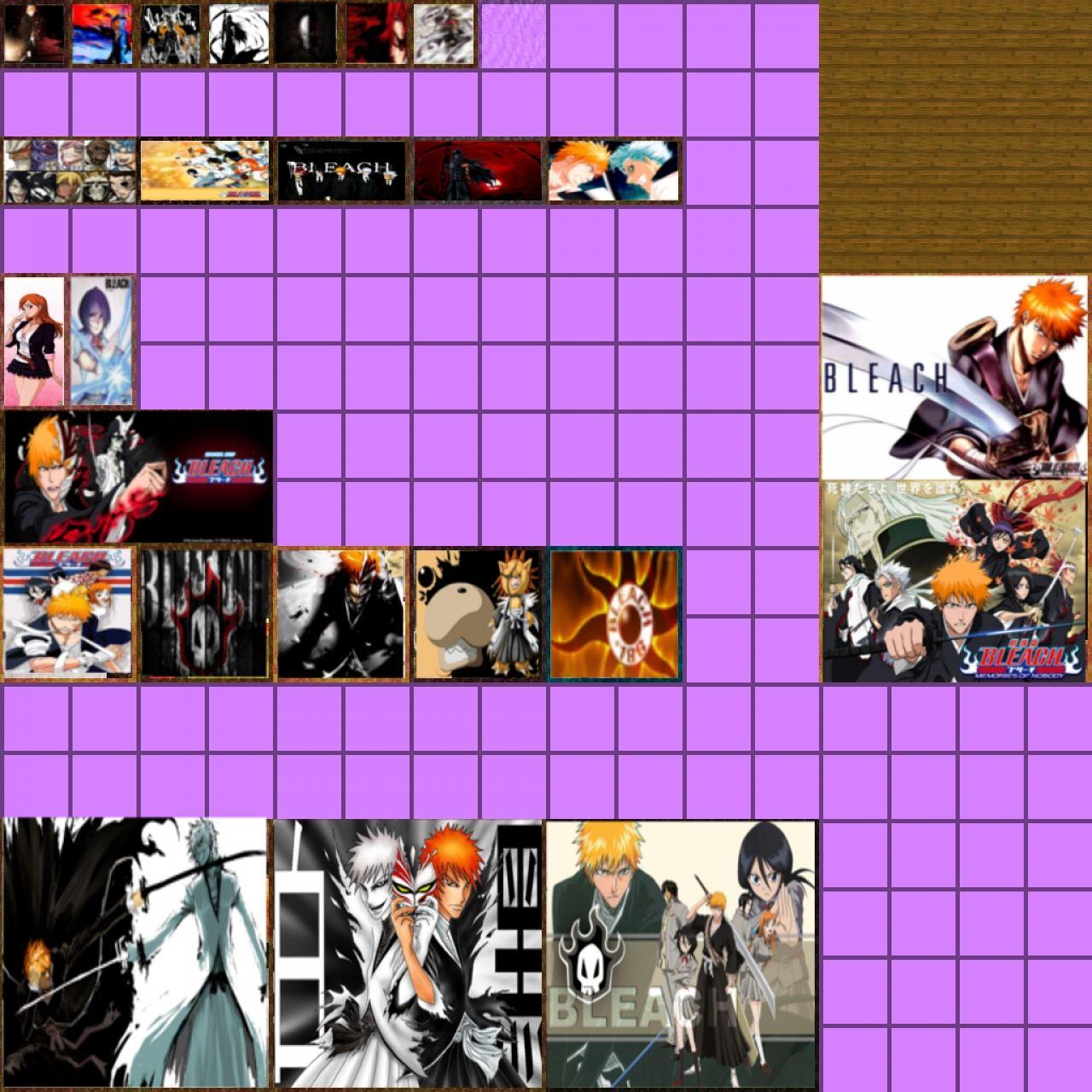 Bleach Texture Pack 64x64 Updated