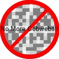 No More Cobwebs!! Minecraft Mod