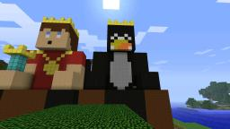 penguin king Minecraft Map & Project