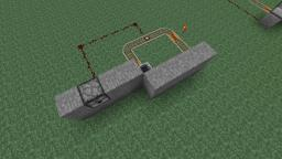 Motion Sensor (with video tutorial) Minecraft Map & Project