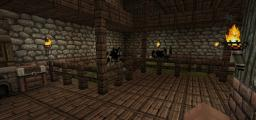 Medieval Stables (Animals Included) Minecraft Map & Project
