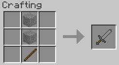 Smoothstone tools v.1 Minecraft Mod