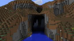 EPIC WATERCAVE SEED!!! Minecraft