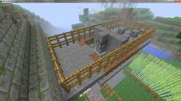 chicken cannon Minecraft Map & Project