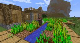 NPC Village Seed Minecraft Map & Project