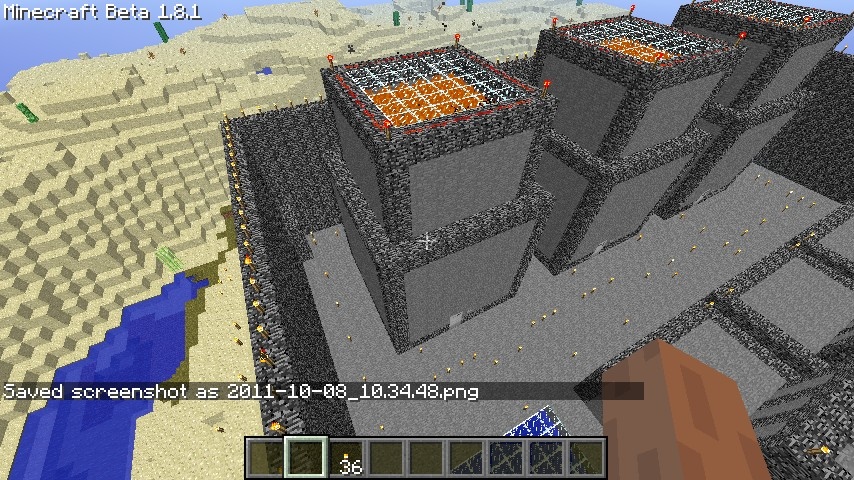 nuclear powerplant minecraft project