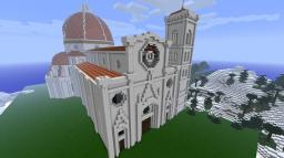 Florence Duomo Minecraft Project